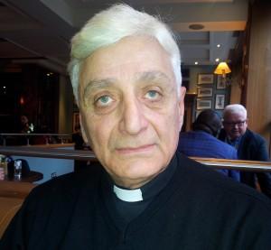 Bishop Antoine Audo SJ
