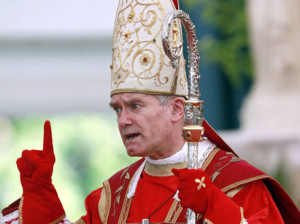 Bishop Fellay of the SSPX