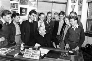 Boys Town Founder, Fr Edward Flanagan