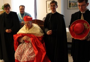 Cardinal RL Burke