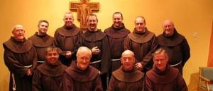 Irish Franciscan+Novices+2