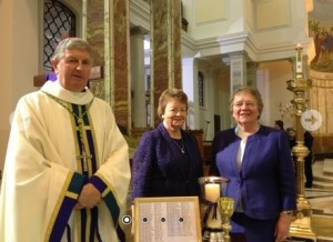 Presentation Sisters with Bishop Smith