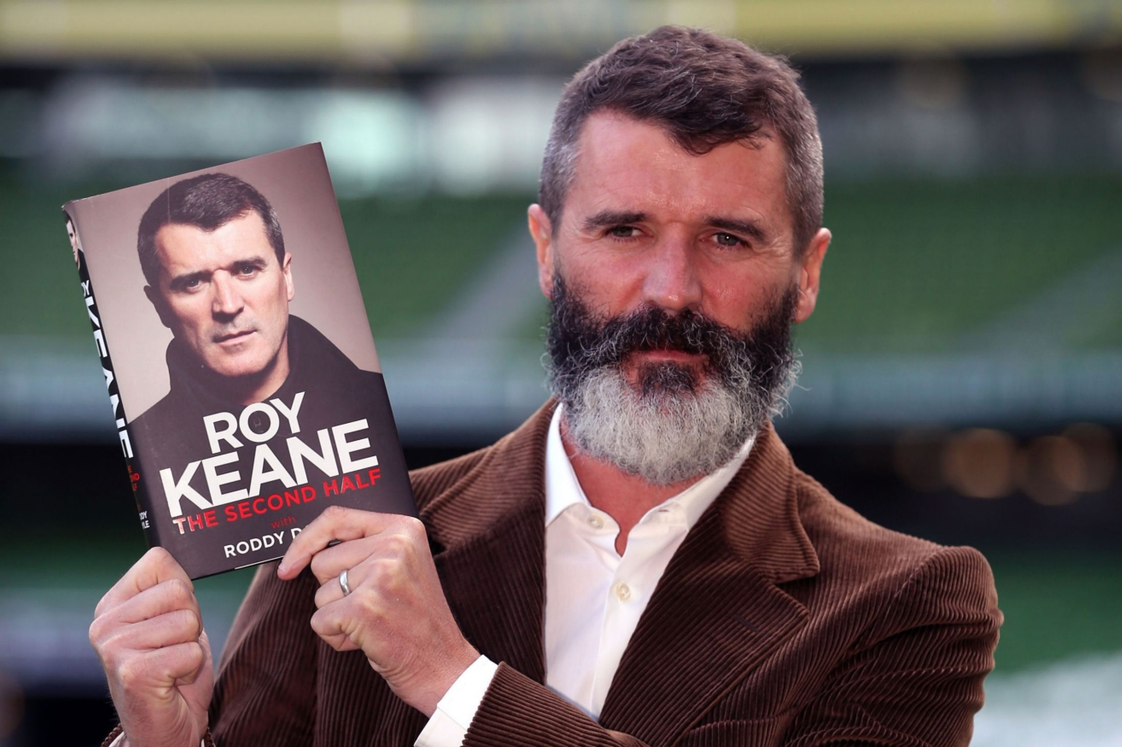 Roy Keane says faith means a lot to him Catholicireland