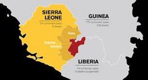 map Sierra Leone