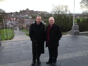 Archbishops Eamon Martin and Richard Clarke