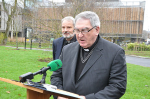 Bishop Liam MacDaid Pic: Catholic Communications Office