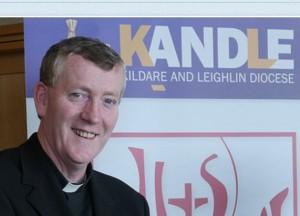 Bishop Denis Nulty of Kildare & Leighlin
