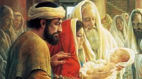 ChristChild & Simeon