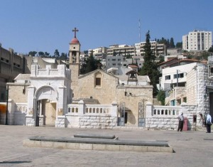 Greekl-Orthodox-St.-Gabriel-Church-is-suggested-by-the-Greek-Orthodox-to-be-the-place-of-Annunciation
