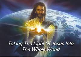 Jesus darkness to light