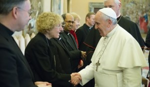 Pope Francis and women theologians