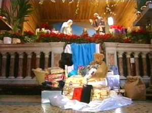 Pro cathedral - Unwanted gifts