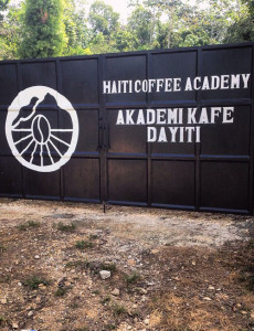 Haiti Coffee Academy