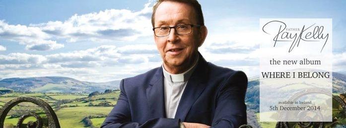 Fr Ray Kelly Launches New Album Where I Belong Catholicireland