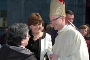 Archbishop Eugene Nugent