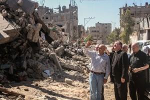Bishops in Gaza