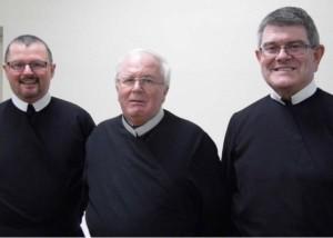 Irish Redemptorist leadership