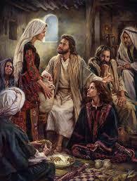 Jesus & Martha