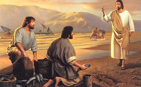 Jesus call P&A