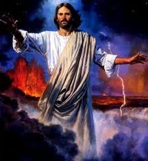 Jesus calms