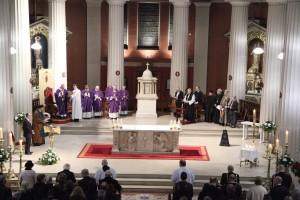MASS IN SOLIDARITY WITH FRANCE 8