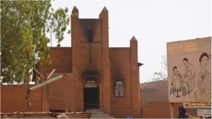 Niger church