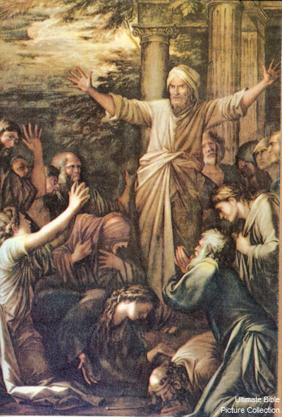 Nineveh repents