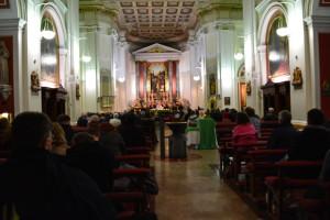 35th anniversary Mass in remembrance of martyred El Salvadoran Archbishop Oscar Romero.