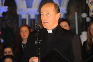 Fr Alphonsus Cullinan