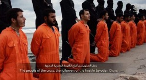 ISIS beheading of Coptic Christians