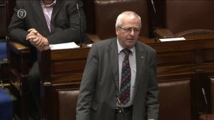 Independent TD Mattie McGrath. Pic courtesy: RTE.ie