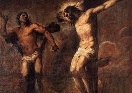Jesus and good thief