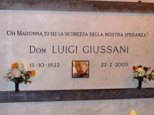 Luigi+Giussani's+grave+marker