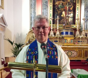 Fr Michael O'Sullivan SJ