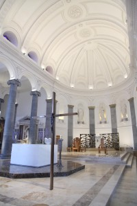 ST MEL'S CATHEDRAL RESTORED