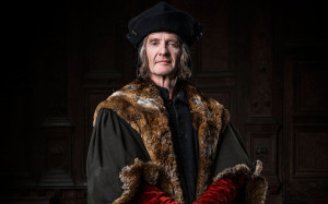 Anton Lesser as Thomas More in the BBC dramatisation of Hilary Mantel's Wolf Hall.
