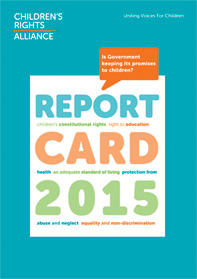 childrens rights alliance ReportCard2015_Thumb