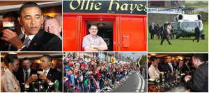 Pic courtesy of Ollie Hayes Bar in Moneygall