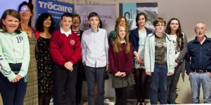 Trocaire /Poetry Ireland winners 2014