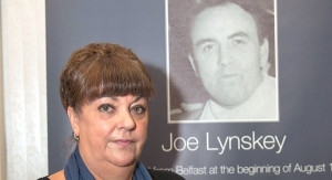 Maria Lynskey, niece of Joe Lynskey who disappeared in 1972.