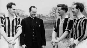 Monsignor Tommy Maher