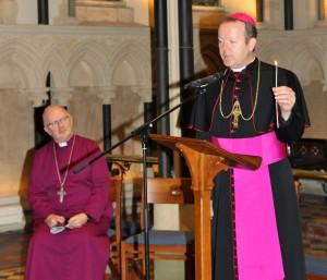 fab2 Archbishop Richard Clarke and Archbishop Eamon Martin