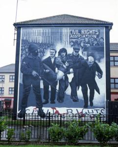 Bogside Artists - Bloody Sunday