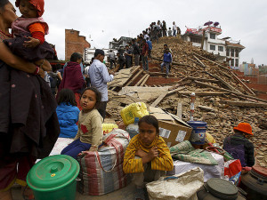 Nepal quake - Caritas