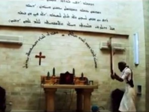 New ISIS video shows brutal slaying of 30 Ethiopian Christians and the desecration of Christian churches.