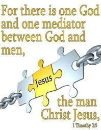 jesus mediates