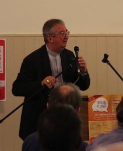 Archbishop Diarmuid Martin. Pic Lynn Glanville