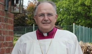 Bishop Leo O'Reilly. Courtesy: AngloCelt.ie