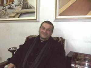 Fr Jacques Mourad