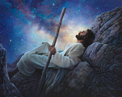 Jesus amazed